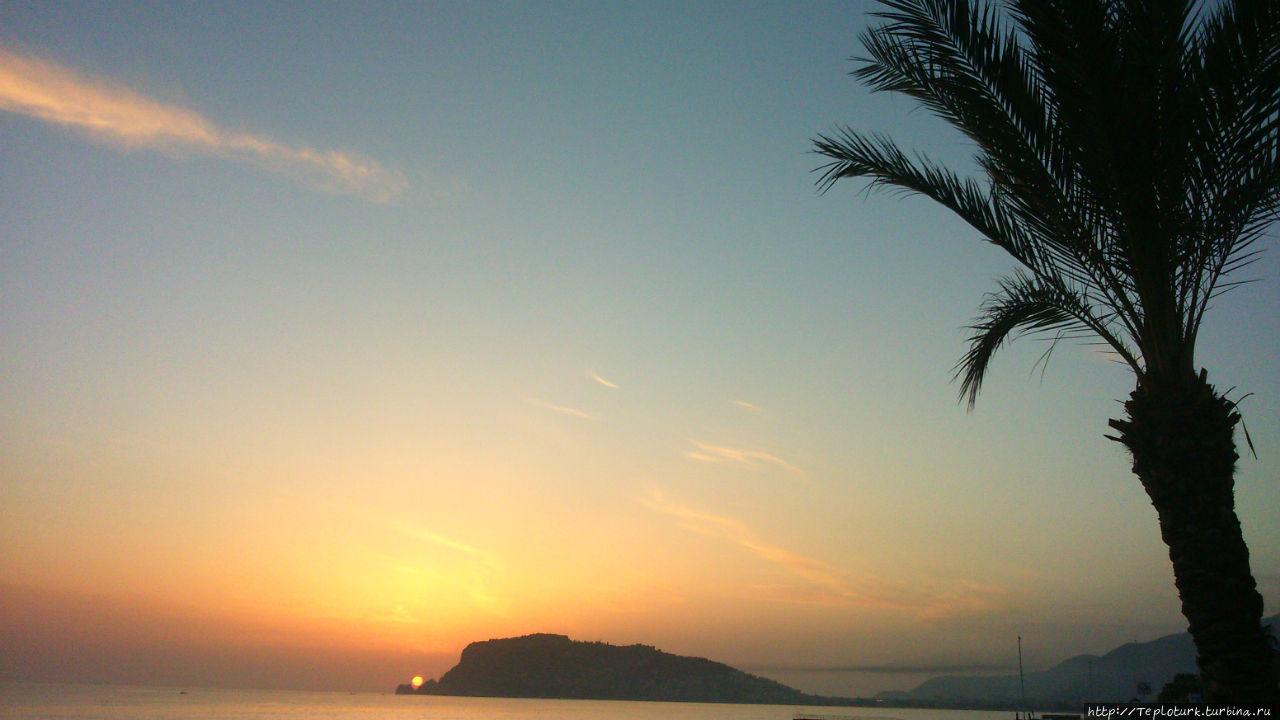 Память о средиземном море