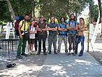 Участники походика