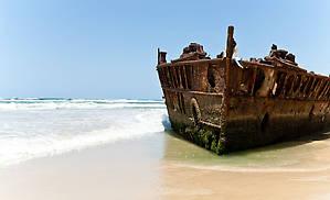 #4 Maheno Shipwreck
