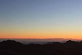 Встреча рассвета на горе Синай.