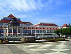 Здание курортной водолечебницы