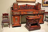 Мебель, сделанная в Филадельфии в 1825-30 годах.