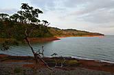 остановка на озере Аренал