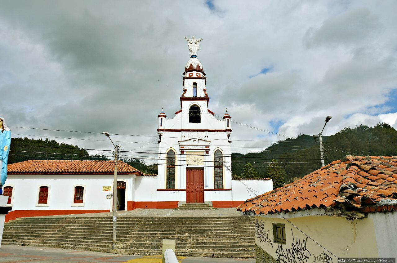 Соляной Собор в Сипакире. Колумбия Сипакира, Колумбия