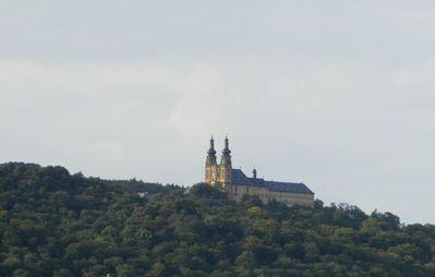Бад Штаффельштайн, монастырь Банц