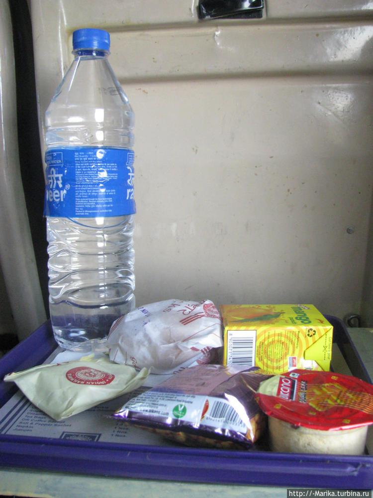 В поезде Аджмер-Джайпур.