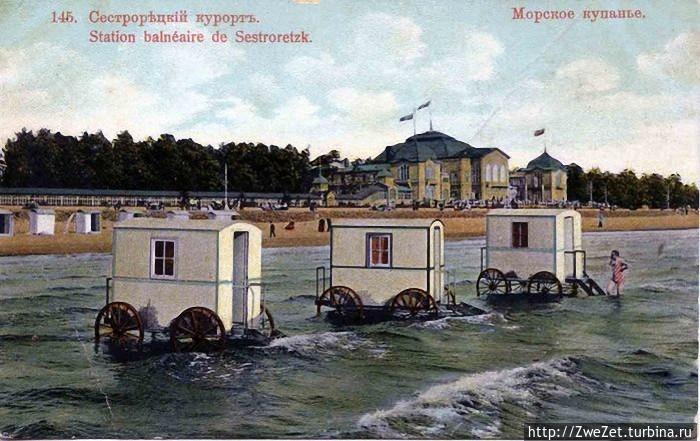 купание в санатории Сестрорецкий Курорт (фото из интернета)