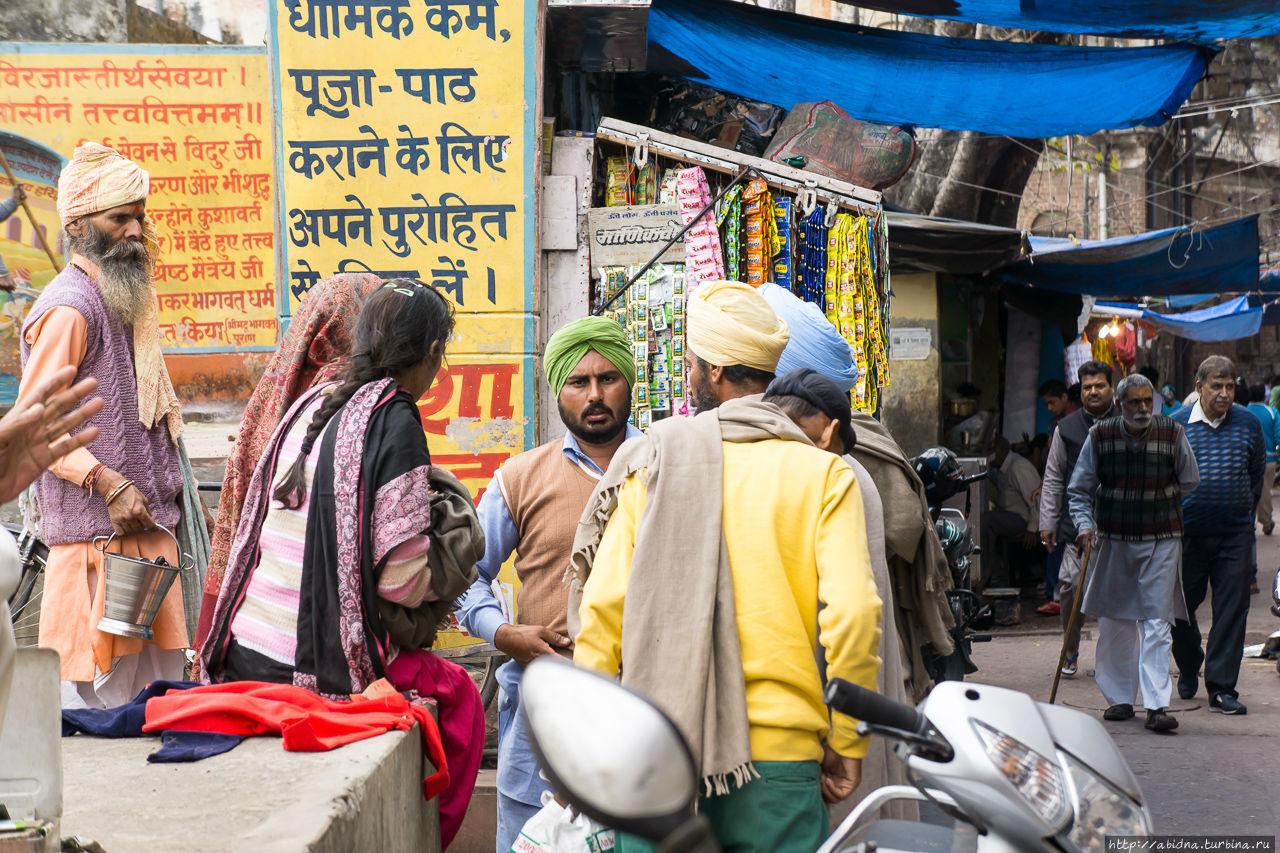 Священный город Харидвар Харидвар, Индия