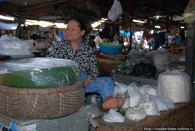 Чо Дам не только для  дам Нячанг, Вьетнам
