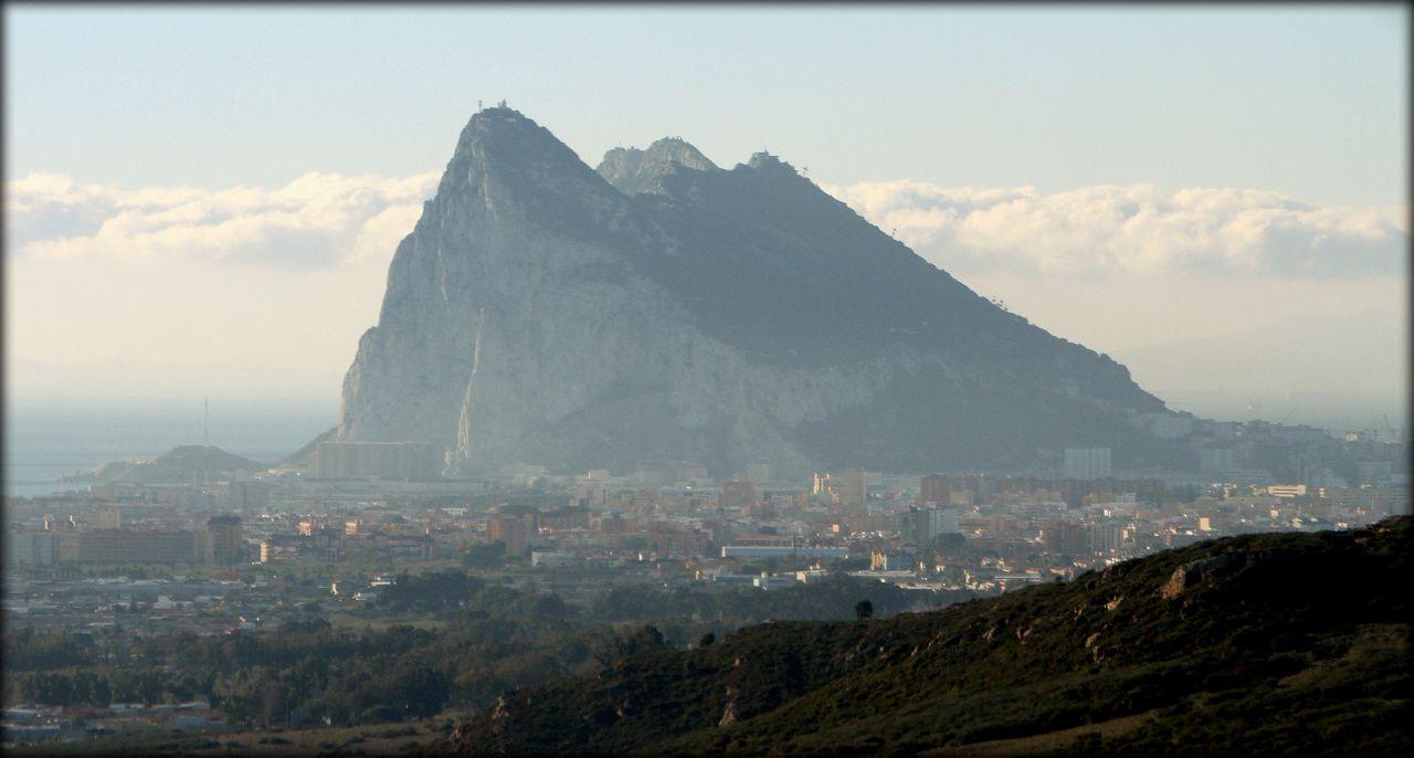 Испанский вояж — день третий: Гибралтар, Тарифа Гибралтар