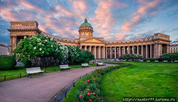 Казанский собор Санкт-Петербург, Россия