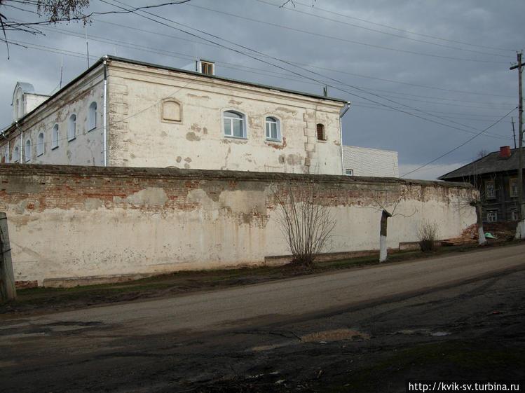 Бывшее здание  тюрьмы,  р