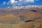 Внизу уже явно не проходимый каньон, видимо проскочили... но тогда я об этом еще не догадывался