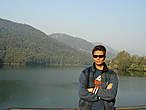 озеро Фева в Покхаре, Непал