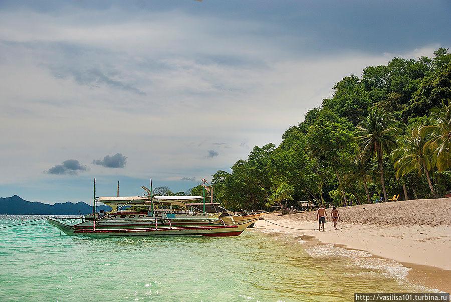 Тур С, окончание Эль-Нидо, остров Палаван, Филиппины