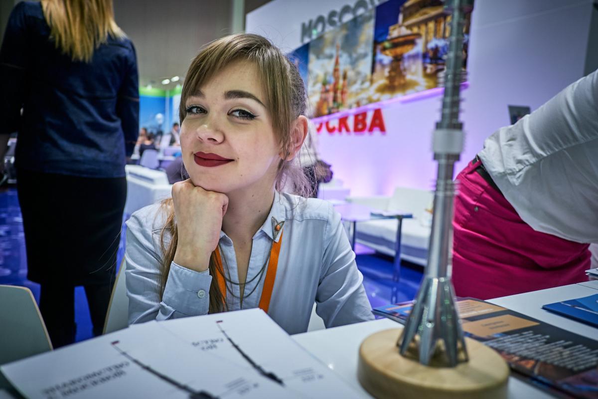 Весенние смотрины — MITT Москва, Россия