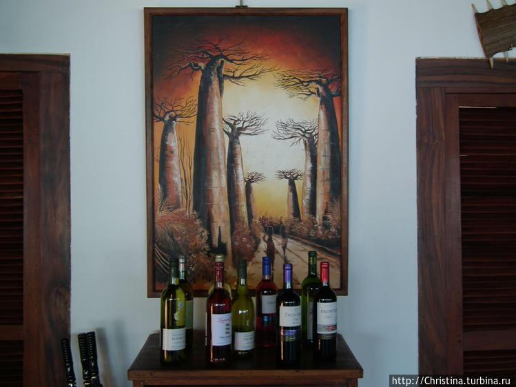 Мадагаскарская живопись и