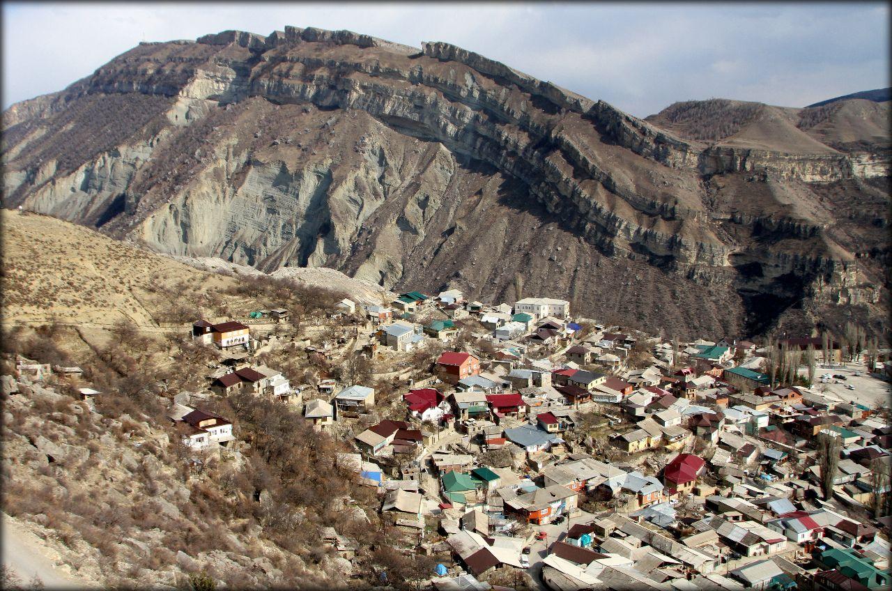 Самый знаменитый аул Дагестана