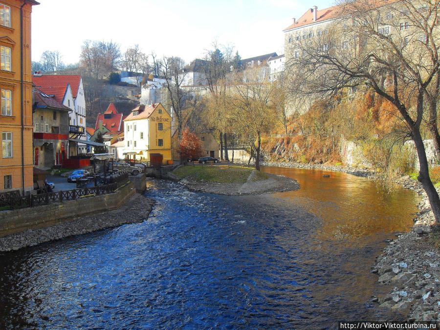 Легенды Чески-Крумлова Чешский Крумлов, Чехия