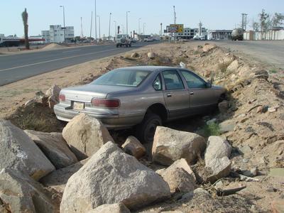 Аварии в Королевстве прямых дорог и кривых мечей .. это просто национальное бедствие!