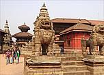 Бхактапур — площадь Дурбар