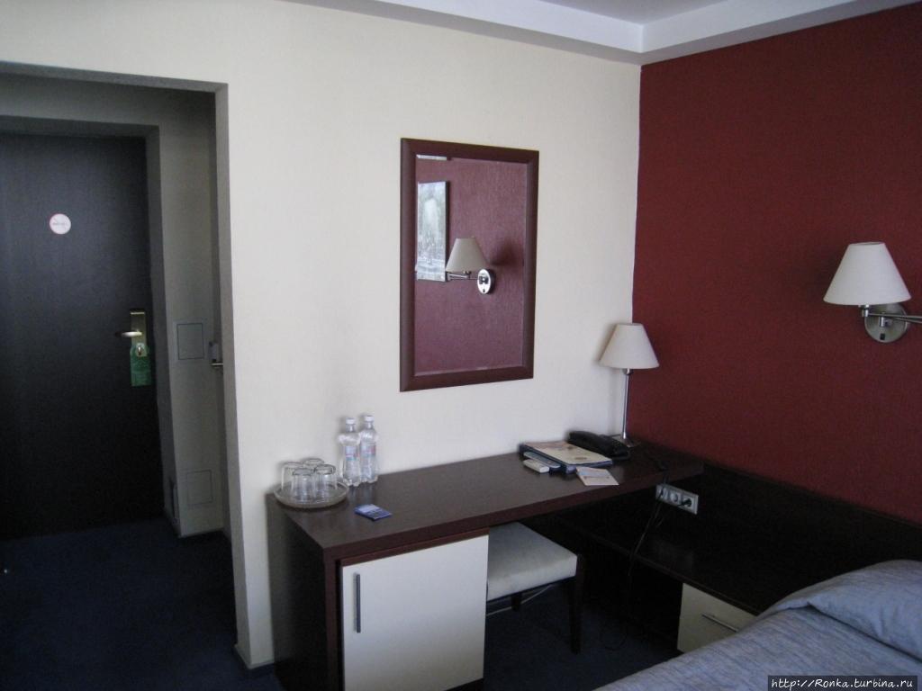 Номер в гостинице Бештау