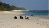 Белоснежные пляжи южной Сумбавы