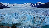 к знаменитому леднику Perito Moreno можно не только подплыть, но и подойти практически вплотную