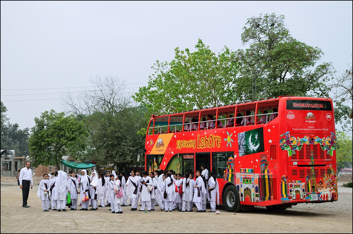 Пакистан-2016. День 2. Великие Моголы в списке ЮНЕСКО