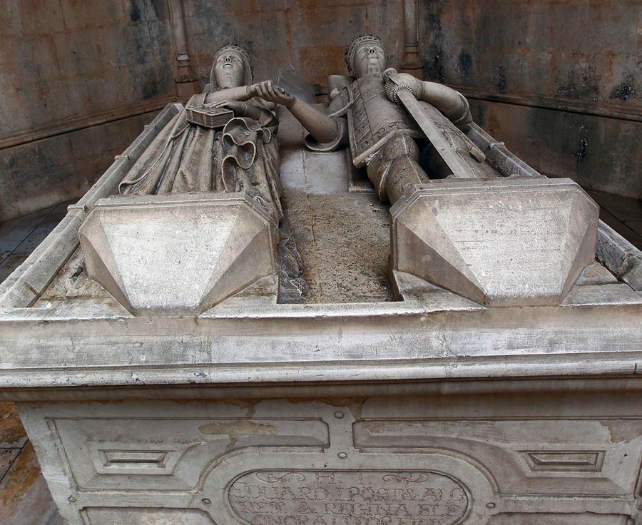 Гробница короля Дуарти и его супруги