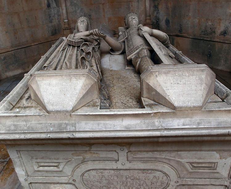 Гробница короля Дуарти и