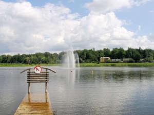 На озере Пылва