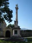 Колонна, установленная в честь тысячелетия города