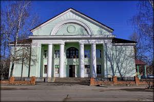 Дом культуры на ул. Ленина
