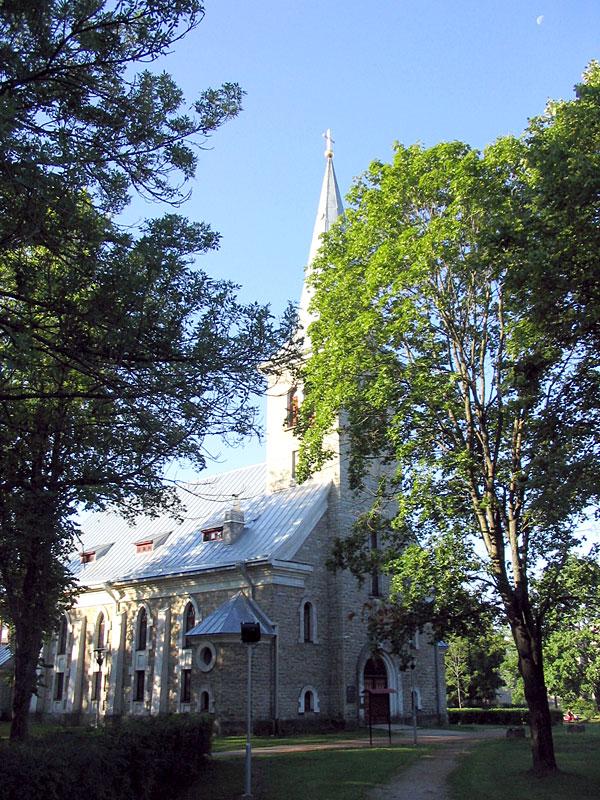 Церковь Св. апостола Иакова Тапа, Эстония