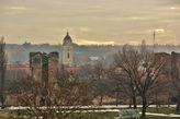 Вид на Смедерево с крепости