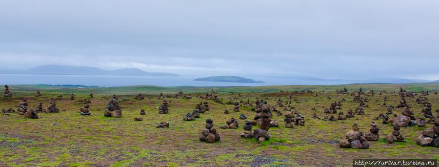 Долина троллей в национальном парке Тингветлир Рейкьявик, Исландия