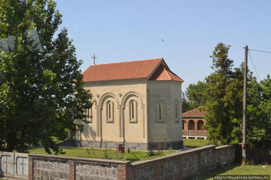 церковь села Шухути