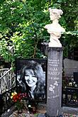 Изящнейшее надгробие Аллочки Балтер