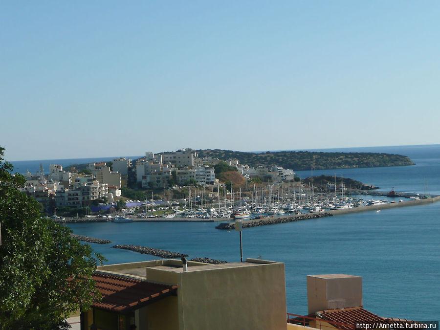 Панорама Агиос Николаоса