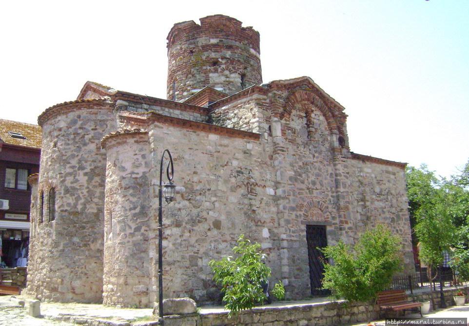 Церковь Иоанна Крестителя_Х век