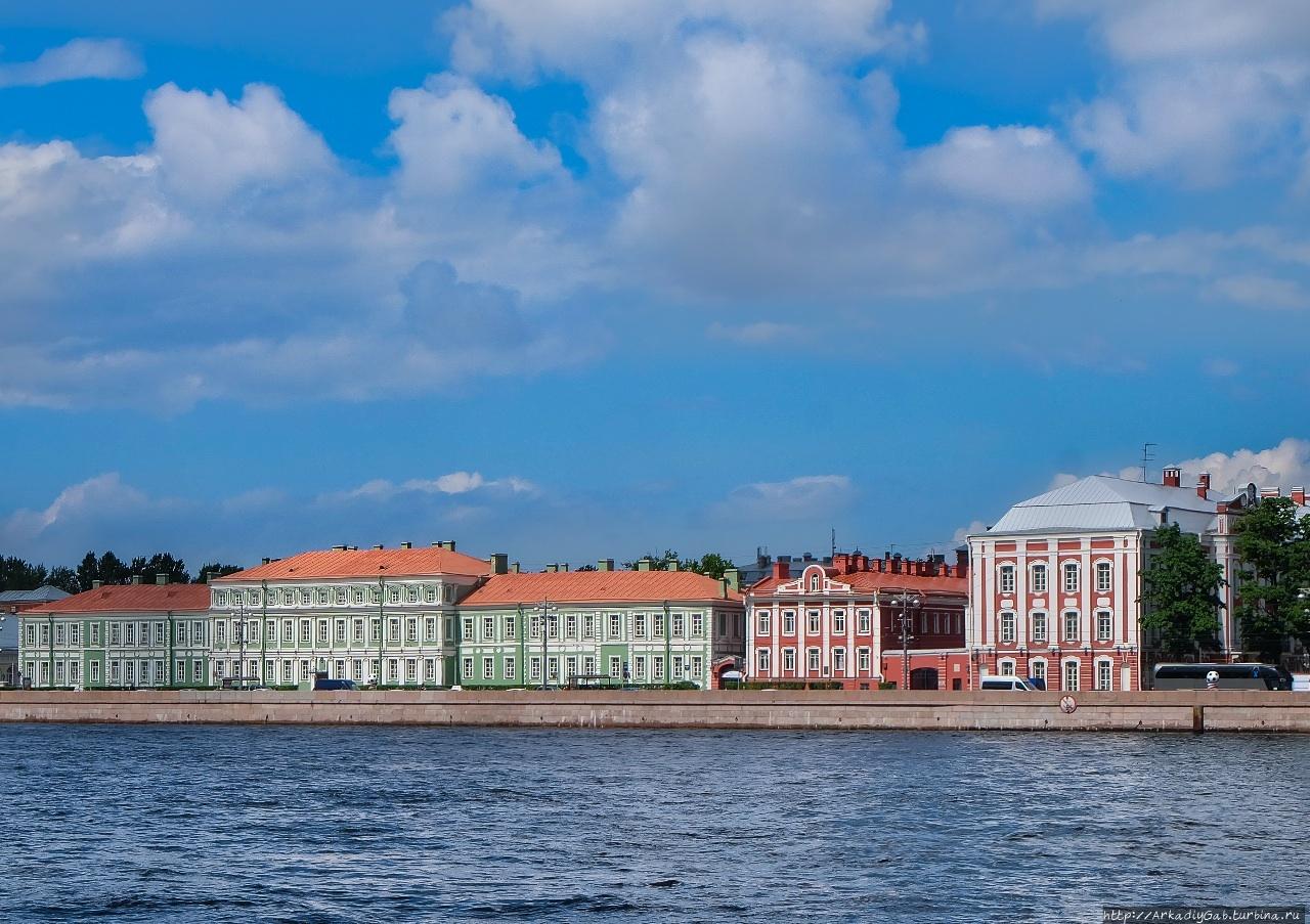 Лето, Питер и футбол… Санкт-Петербург, Россия