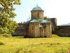 Городище Кветера. Храм