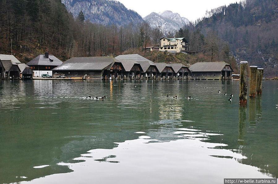 Легенды Королевского озера Рамзау-Берхтесгаден, Германия