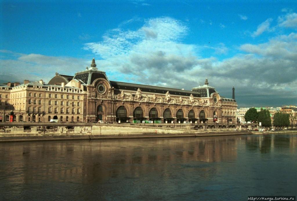 Музей д'Орсе. Фото из инт