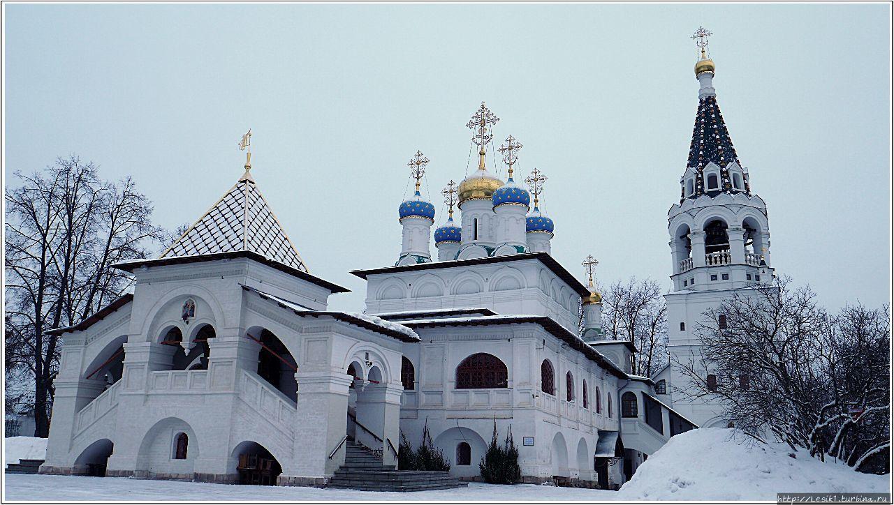 Павловская слобода. Удивительное рядом Павловская Слобода, Россия