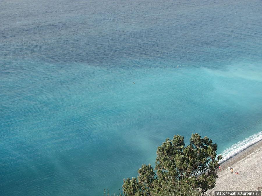 Краски моря.