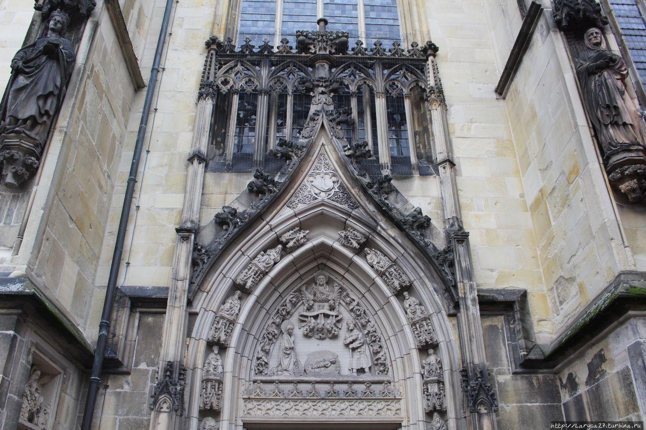 Церковь Св. Ламберта, южн