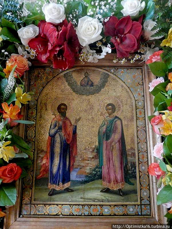 Икона святых мучеников Фрола и Лавра (фото из интернета)
