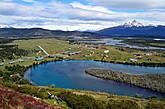 Пейзаж Южной Патагонии